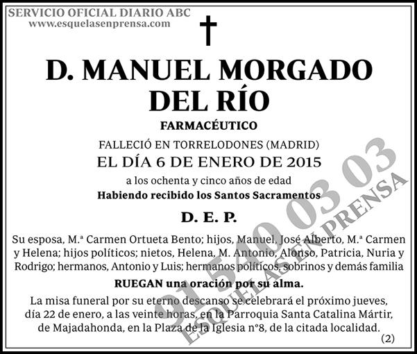 Manuel Morgado del Río